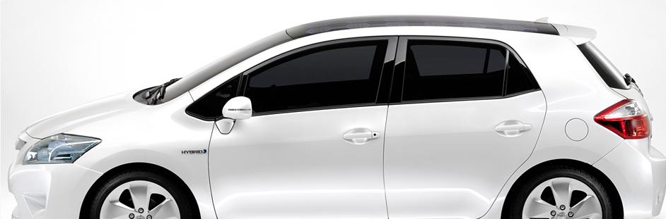 Прокат Hyundai Ioniq Hybrid без залога