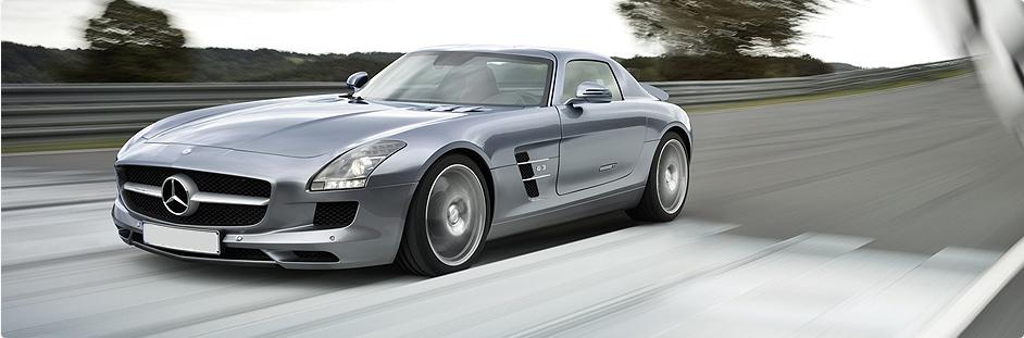 Прокат Mercedes-Benz SLS AMG GT3 без залога