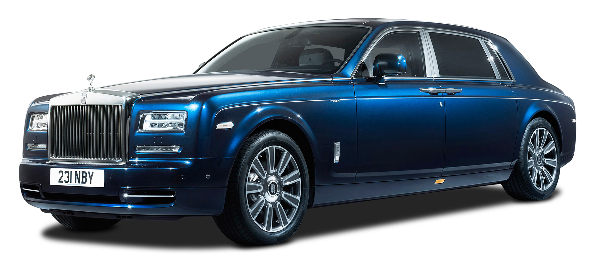 Прокат Rolls Royce Phantom